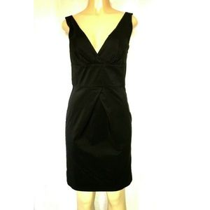 NWT DVF Diane Von Furstenberg Fawn Dress Black 8
